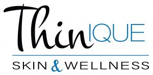 Thinique Skin Wellness Logo