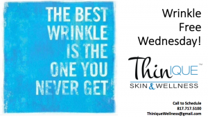 Thinique Wrinkle Free Wednesday